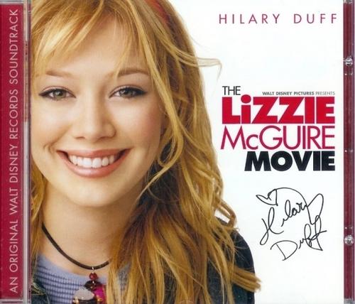 Lizzie mcguire