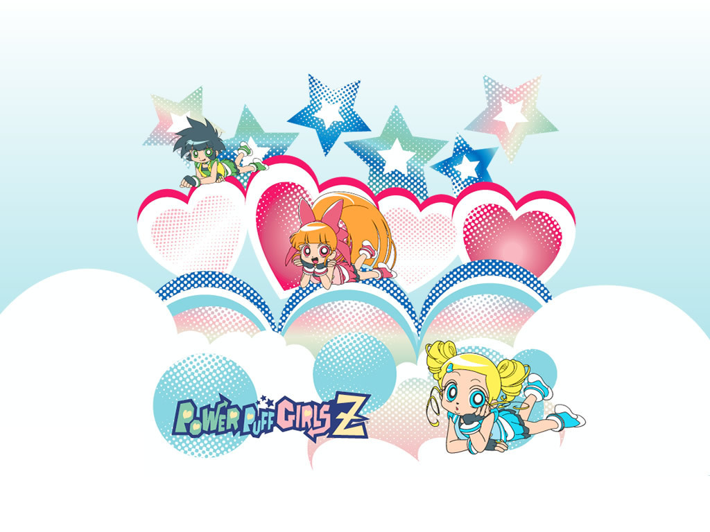 The Powerpuff Girls Z