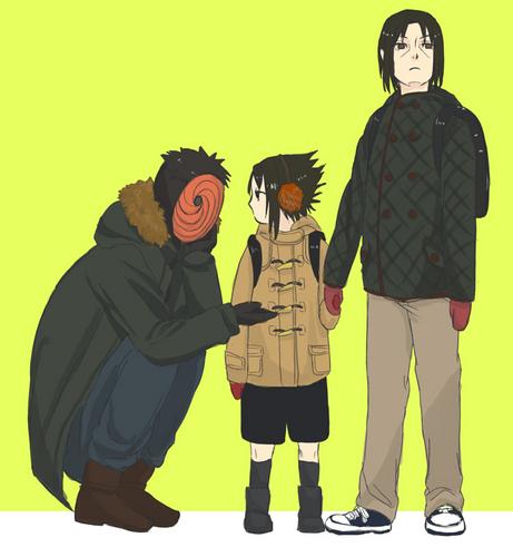 Tobi-Sasuke-Itachi