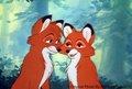 Tod and Vixey