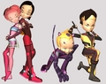 Together - code-lyoko photo