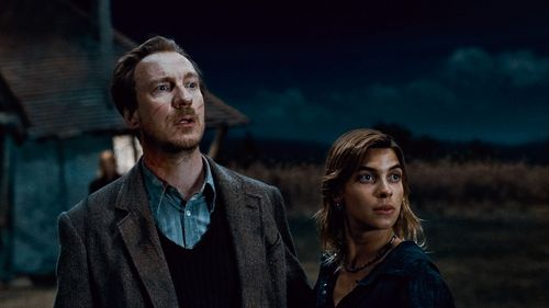 tonks and Lupin HP 7-1