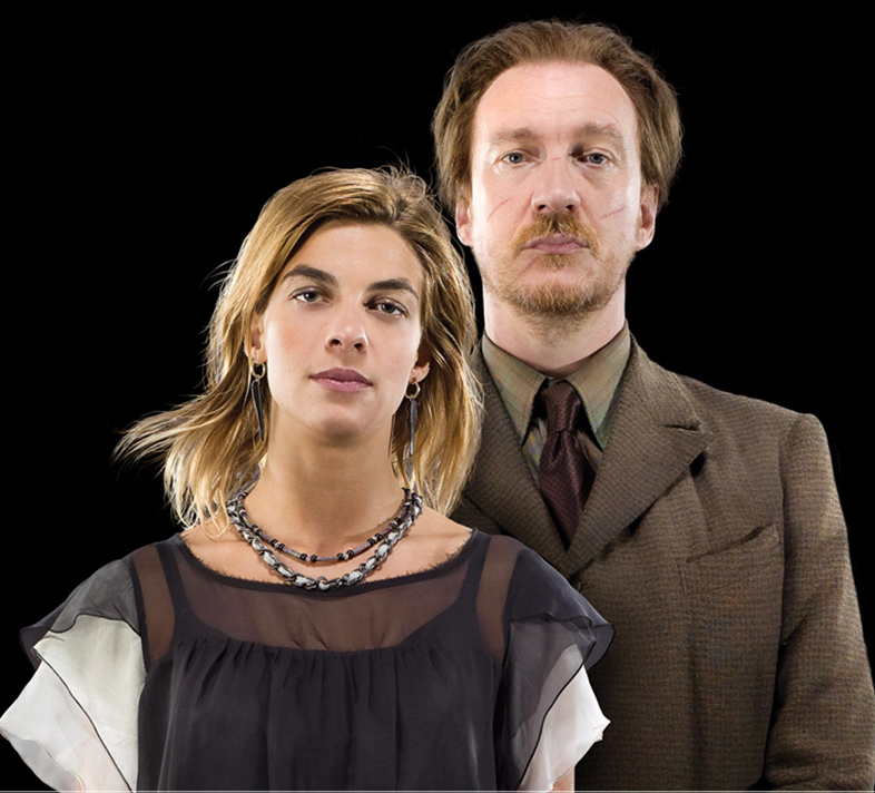 remus and tonks age difference in a relationship