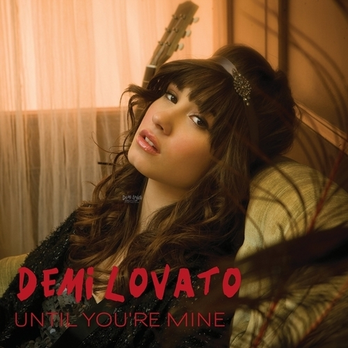 Until You're Mine [FanMade Single Cover]