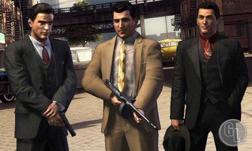Vito, Joe, Henry in Mafia 2