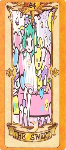 Vocaloid Clow and Macro Cards