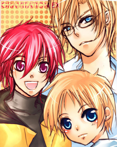 Gravitation images YukixShuichi HD wallpaper and background photos