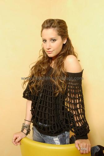 Ashley Tisdale Hintergrund possibly with a bluse and a playsuit, spielanzug titled ashley