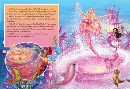 バービー in a mermaid tale