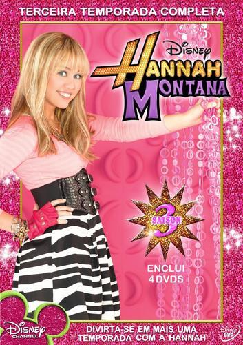 box hannah montana 3 temporada