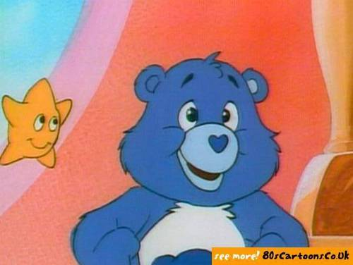 Care Bears Hintergrund titled care bears