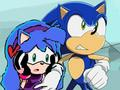 crystal and sonic