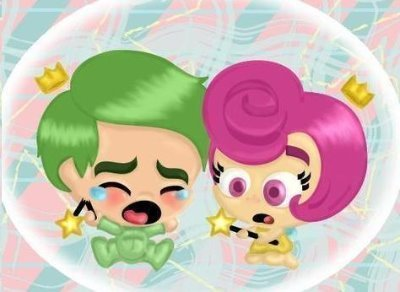 The Fairly OddParents wallpaper called cutee!