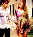 cuties.  - blake-lively-and-chace-crawford fan art