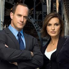 elliot and olivia - law-and-order-svu Photo