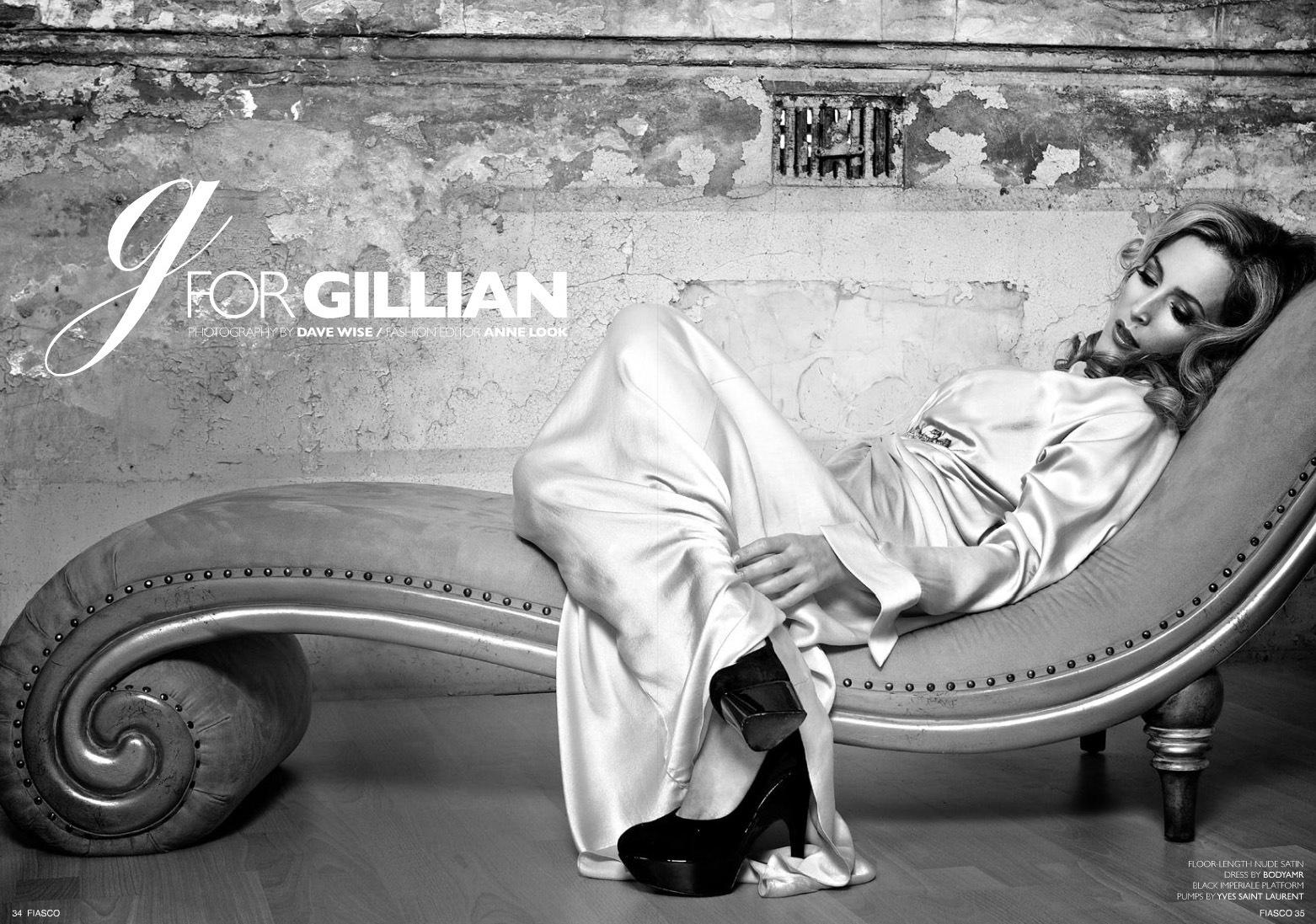 More Pics of Gillian Anderson Platform Pumps (2 of 9