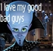 good bad guys - megamind icon