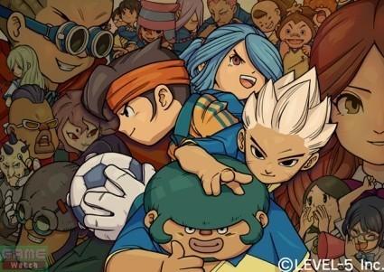 inazuma eleven team