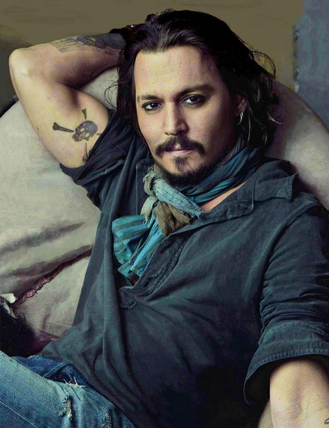 johnny depp- UK Vanity Fair - 2011 Jan - Johnny Depp Photo ...