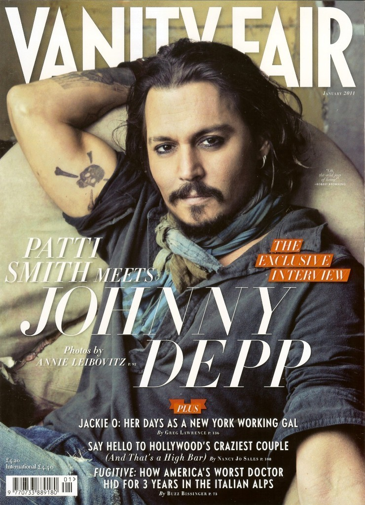 johnny depp 2011 pics. johnny depp- UK Vanity Fair