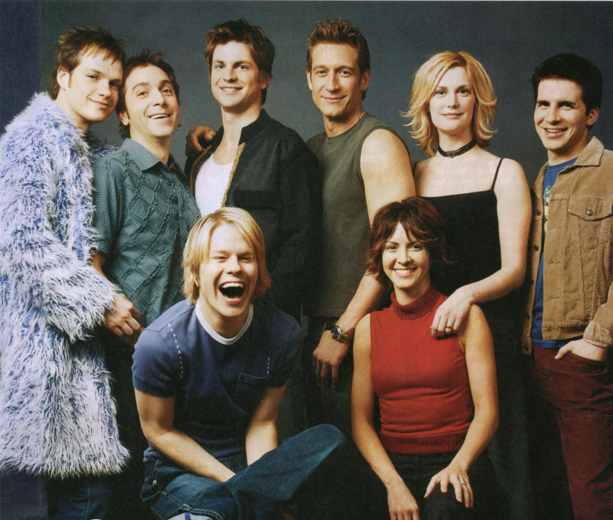 Queer as folk gay gallery Although Oliver  Redtube Free