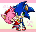 sonic and amy together - sonally-vs-sonamy-vs-sonadow photo