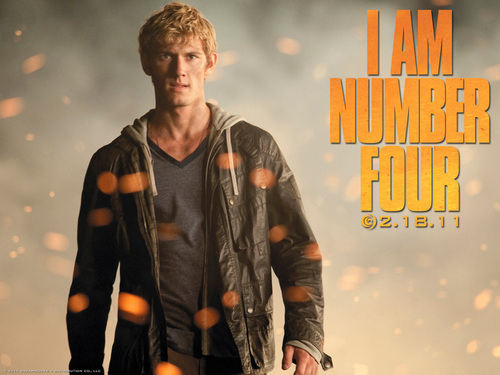 """I Am Number Four"" mga wolpeyper"