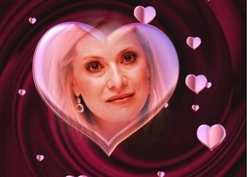 *pink satin hearts*
