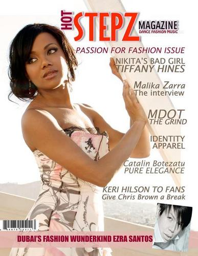 1st Tiffany Hines solo cover!