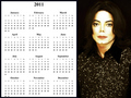 michael-jackson - 2011 MJ Calendar Happy New Year!!! wallpaper