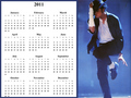2011 MJ Calendar Happy new Year!!!