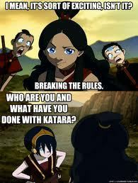 ATLA/Harry Potter