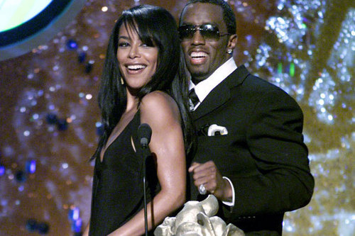 Aaliyah & P.Diddy