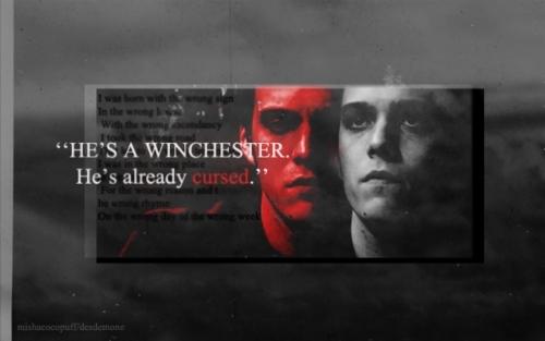 Adam Milligan/Winchester:)