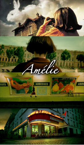 Amelie - amelie Fan Art