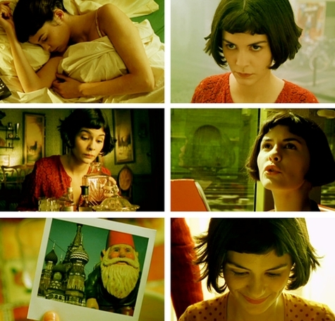 Amelie wallpaper with a portrait titled Amelie