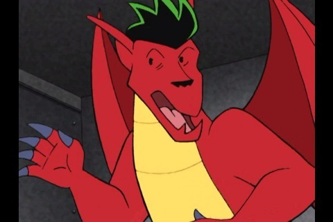 American Dragon: Jake Long achtergrond with anime titled American Dragon: Jake Long