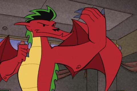 American Dragon: Jake Long Обои with Аниме entitled American Dragon: Jake Long