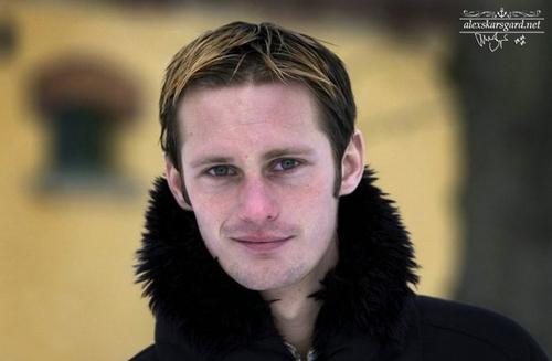 Anders Wiklund Photoshoot '02