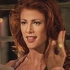film horror foto with a portrait titled Angie Everhart in Bordello of Blood