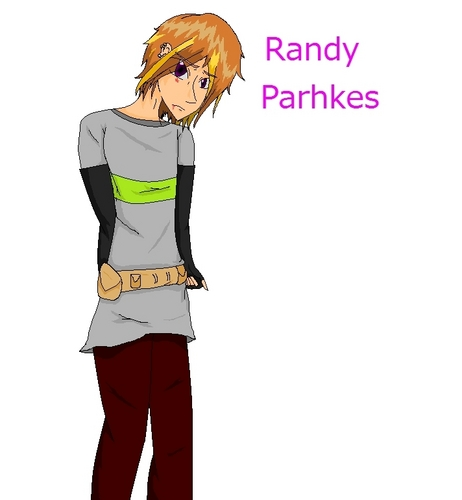 Another new char :D -Randy-