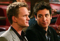 Barney and Ted - barney-stinson photo
