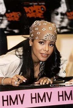 Beautiful Aaliyah