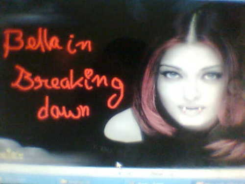 Bella become vampire