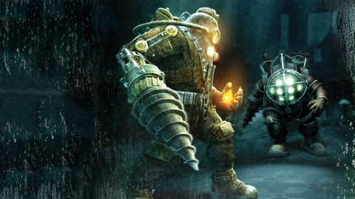funkyrach01 images Bioshock 2 HD wallpaper and background photos