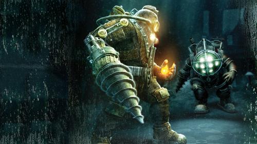 funkyrach01 wallpaper titled Bioshock 2