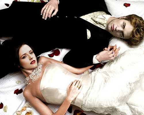 Breaking Dawn (fanmade Promotions)