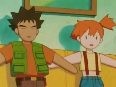 Brock & Misty