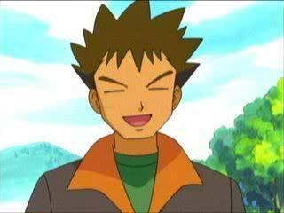 Brock - Pokémon Photo (18232520) - Fanpop