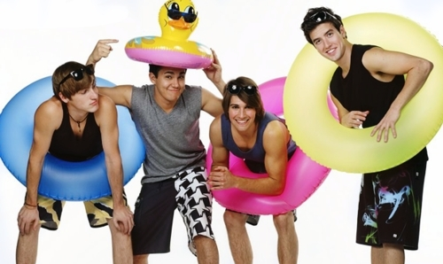 Big Time Rush wallpaper called Btr and Logan